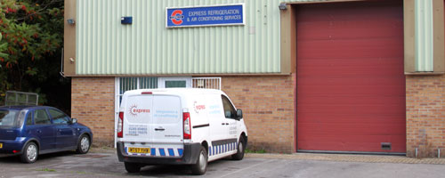 Express Refrigeration and Air Conditioning Services